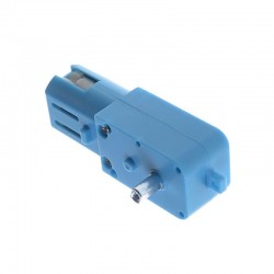 3V-6V 200RPM High torque Semi-metal gear DC gearbox motor 1:90 Single axis gearbox ROHS