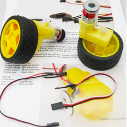 Simple Motor and Encoder Kit ROHS