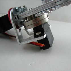 servos arm -13CM 2DOF robotic arm belt gipper ROHS