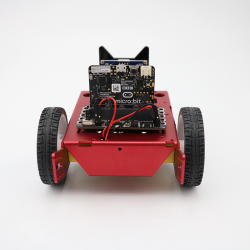 micro:bit car Intelligent Robot Python Programming Graphic Programming
