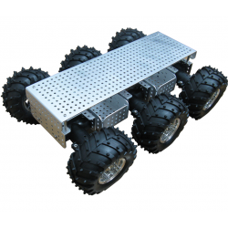 34:1 Robot Chassis (with encoders)