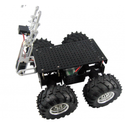 wild thumper 4WD chassis with 2DOF gipper and 2 encoders(CE cerificate) ROHS
