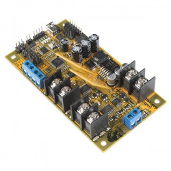 DAGU High-end T-REX control panels, robotics driver board power , Atmega328p,AVR ROHS