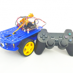arduino magician chassis with PS2 remote ROHS